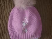 Новая,зимняя женская шапка с помпоном FINN FLARE.
