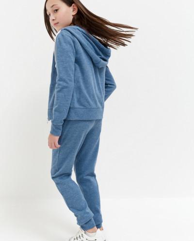 Куртка детская для девочек Vuoksi темно-синий