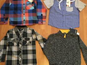 Новая одежда на мальчика р.3-6 (98-116)