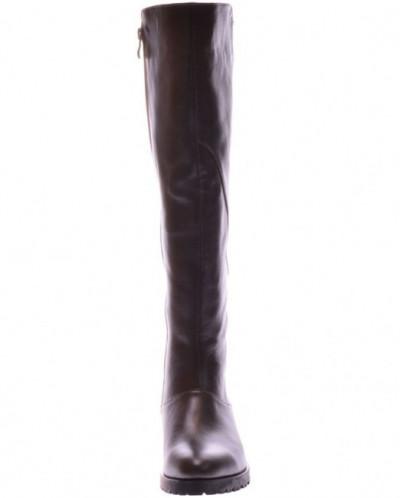 Женские кожаные сапоги (байка/экомех/цигейка - на выбор)