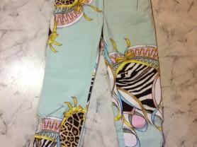 укороченные брюки Just Cavalli оригинал р.S
