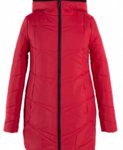 05-0844 Куртка зимняя (Синтепон 300) Плащевка Красный
