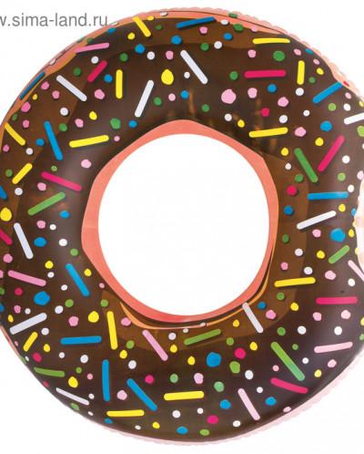 Круг для плавания «Пончик» 107 см, от 12 лет