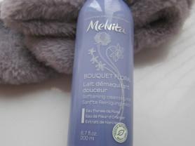 Очищающее молочко для снятия макияжа Melvita
