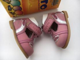 Новые туфли Тотто