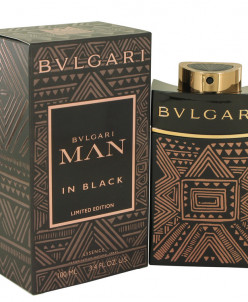 Bvlgari Man In Black Essence Cologne by  Bvlgari