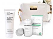Skin Doctors Набор дневной крем + очищение