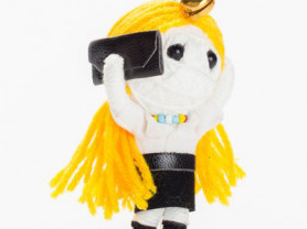 Чиффа - кукла, талисман, ручная работа
