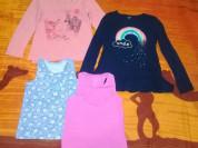 Пакет одежды на девочку.Мазекея и Остин.
