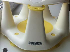 Стул стульчик для купания малыша Babyton б/у в отличном состоянии как новый