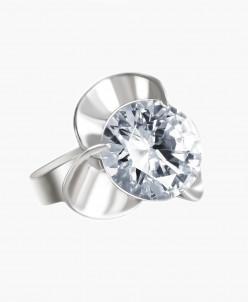 Кольцо из серебра Дзинтари Юмила