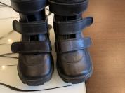 Ботиночки ортопедические осень р.22
