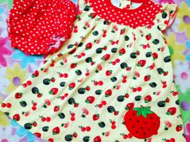 Платье + шортики.(новое)