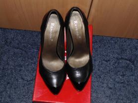 Кожаные туфли Renzoni, р. 36