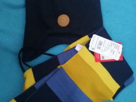 комплект шапка 52 размер и шарф Reima 1700 р.