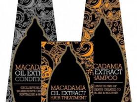 шампунь и кондиционер Macadamia