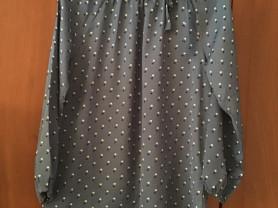 Стильная и роскошная блузка Il gufo