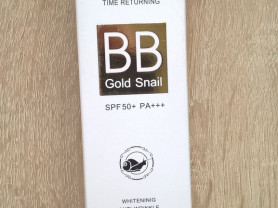 BB крем Gold snail Time returning SPF 50+, Корея