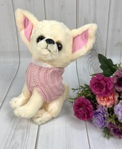 "Собачка в свитере ""Чихуа"""