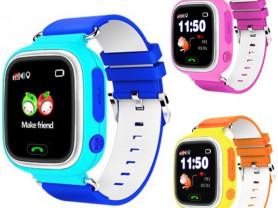 Часы телефон Smart Baby Watch Q80