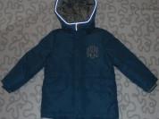 Новая зимняя куртка Gino de Luka, 110-116 см