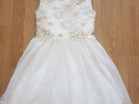 Новое фирменное платье на праздник 110 116 122 128