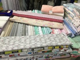 Предлагаем натуральные ткани