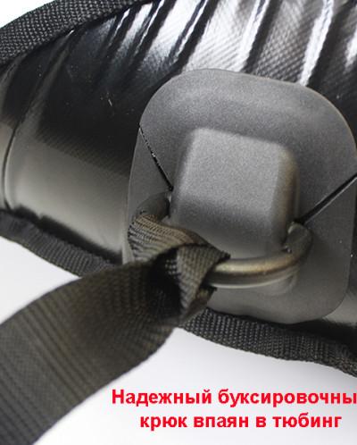 """НАДУВНЫЕ САНКИ ТЮБИНГ/ВАТРУШКА """"МЯЧ ЛЮКС"""" ДИАМЕТР 100 СМ."""