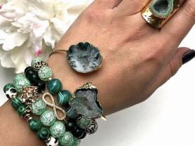 браслеты и кольцо