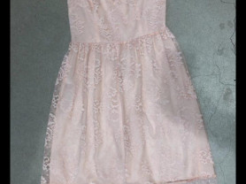 Шикарное платье Imperial. Италия. Айвори.