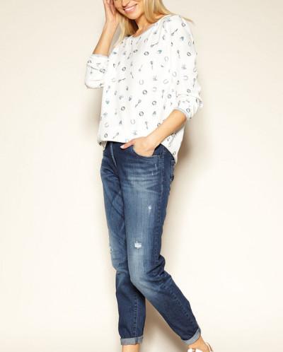 ZAPS YOKE блузка 025  размеры евро
