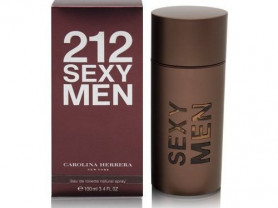 Carolina Herrera 212 Sexy Men 100 ml