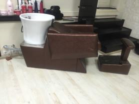 парихмахерская мойка+ кресло