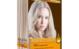 Krassa Perfect Color Стойкая гель-краска для волос