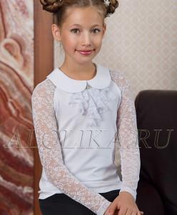 Трикотажная блузка Ф*лорис