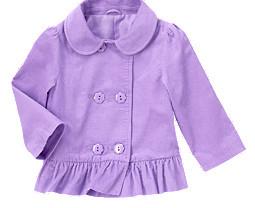 Вельветовый пиджачок Gymboree (США)