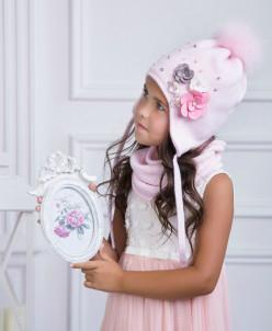 17Z23k Комплект: шапка/снуд