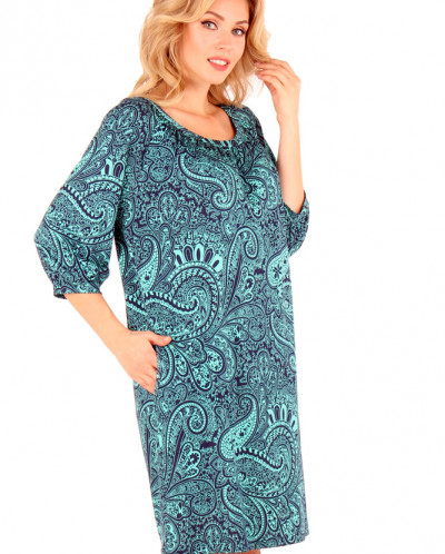 Туника-платье 52-33 Номер цвета: 289