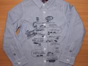Новая рубашка Sergent Major (Франция) на 6лет