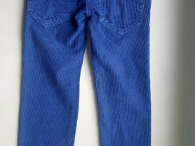 Вельветовые брюки для мальчика 110 см