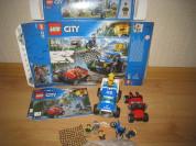 LEGO Погоня по грунтовой дороге City Police (60172