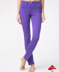 71775 Джинсы (Conte elegant)Royal Violet