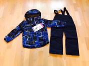 Осенние мембранные костюмы комплекты для мальчиков