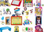 Пакет игрушек 20 наименований Paw patrol