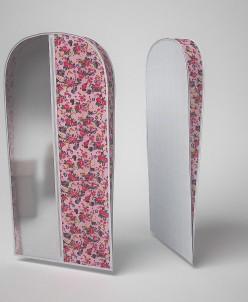 Чехол объемный для одежды малый, 60х100х10см