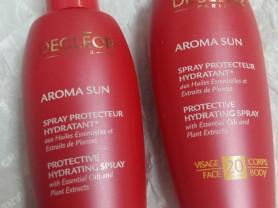 Decleor aroma sun spf 20 деклеор уход