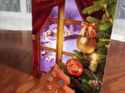 Новогодняя Елочка(подарок, красное дерево)
