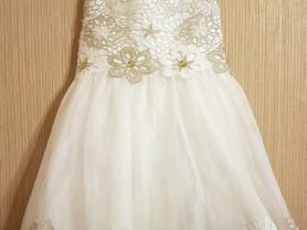 Новое шикарное платье на праздник 110 116 122 128