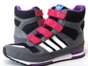 Кроссовки высокие Adidas, 30 размер