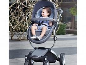 новая коляска Mima Xari 2в1 с комплектом Starter Pack